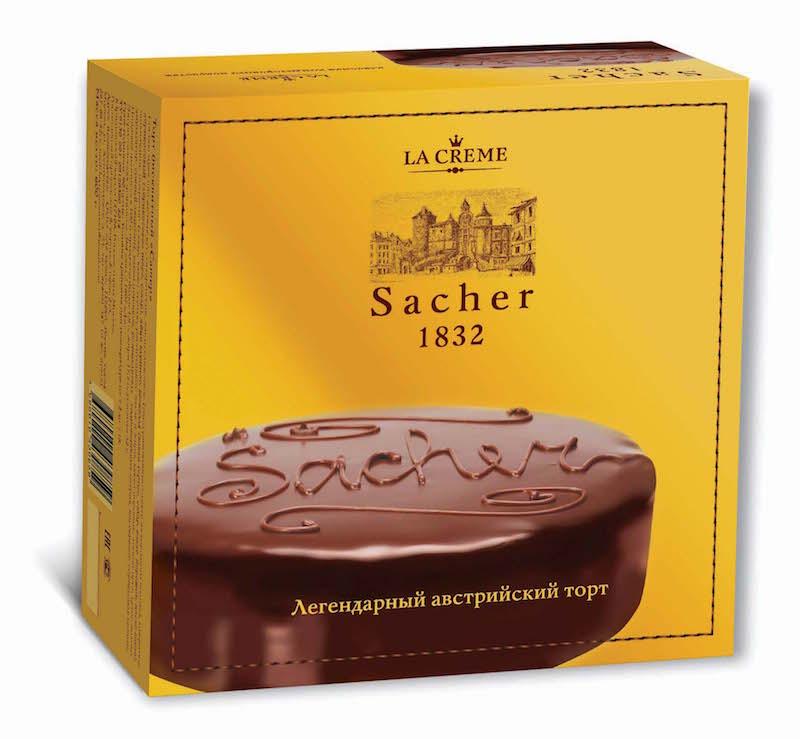 "Торт ""Сашер"""